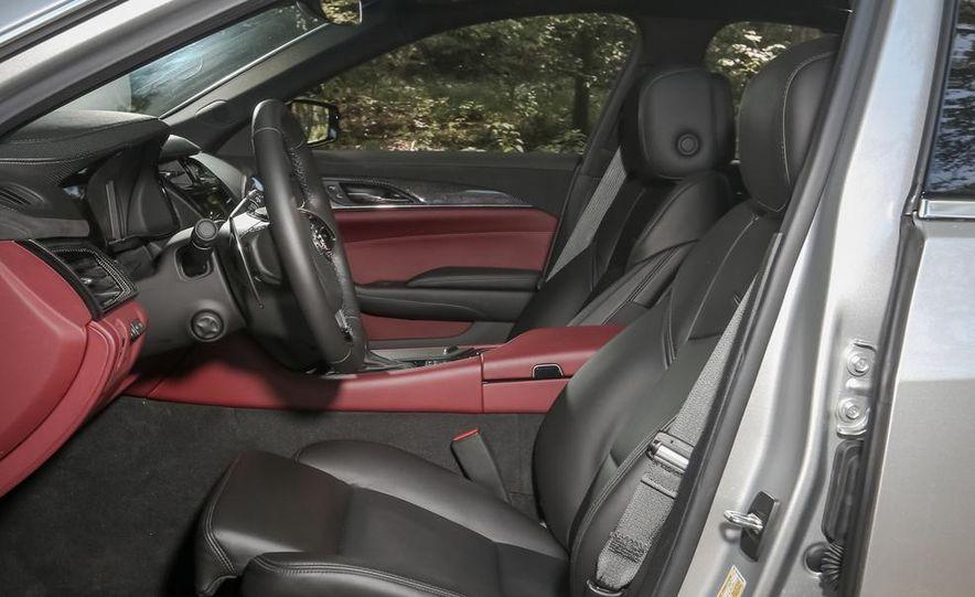 2014 Cadillac CTS 3.6 sedan - Slide 19