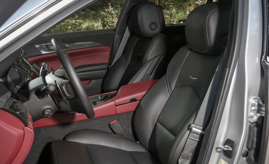 2014 Cadillac CTS 3.6 sedan - Slide 20