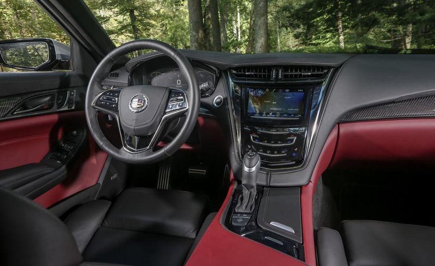 2014 Cadillac CTS 3.6 sedan - Slide 22