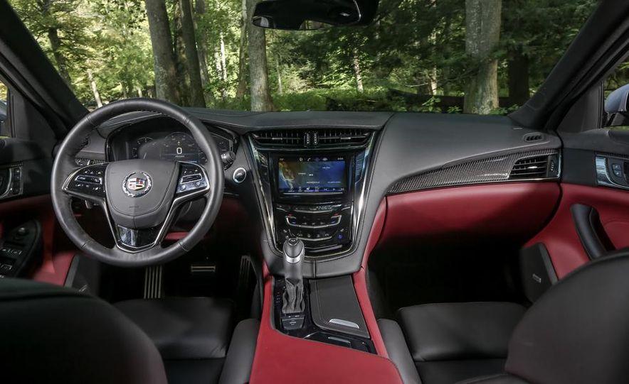 2014 Cadillac CTS 3.6 sedan - Slide 23