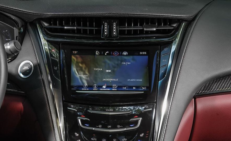 2014 Cadillac CTS 3.6 sedan - Slide 24
