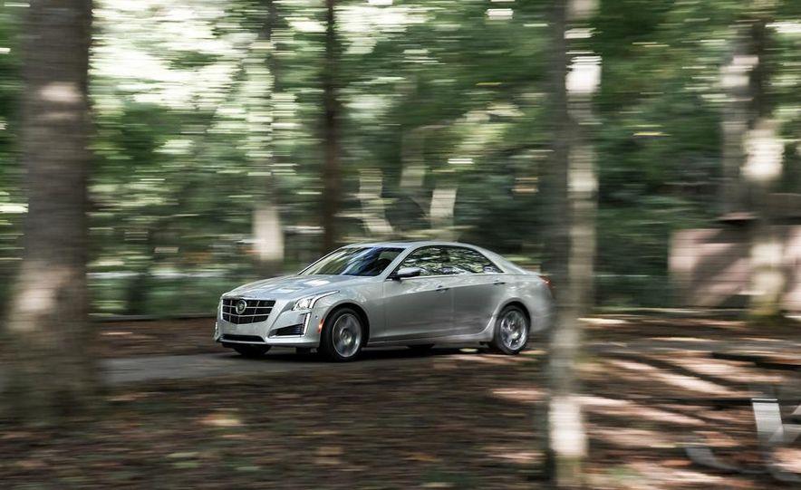 2014 Cadillac CTS 3.6 sedan - Slide 3