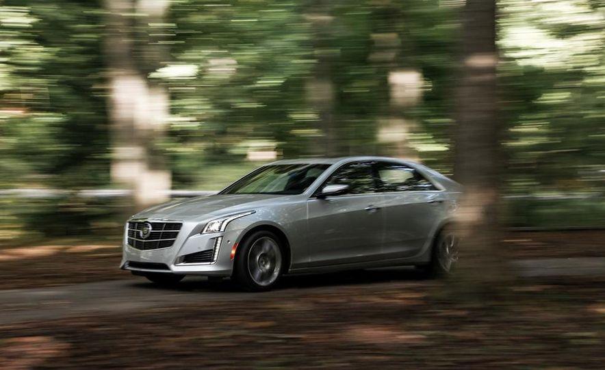 2014 Cadillac CTS 3.6 sedan - Slide 4