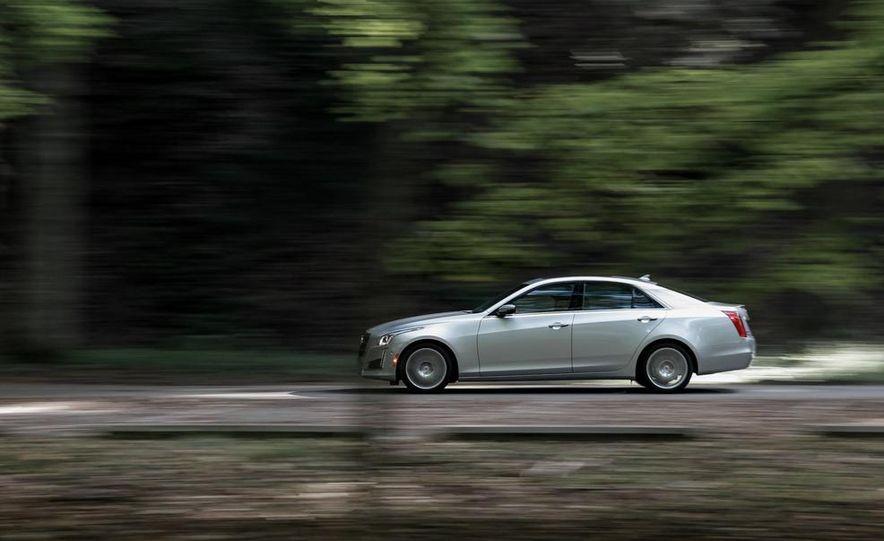 2014 Cadillac CTS 3.6 sedan - Slide 7