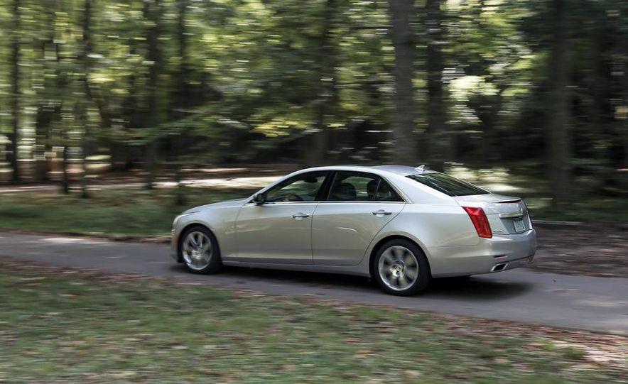 2014 Cadillac CTS 3.6 sedan - Slide 8