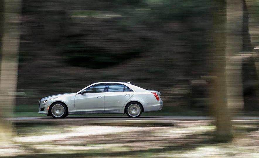 2014 Cadillac CTS 3.6 sedan - Slide 9