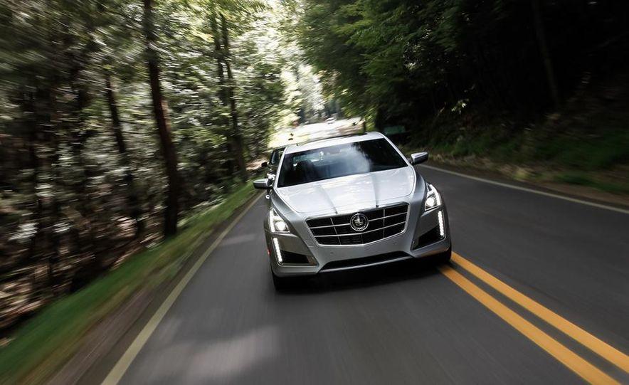 2014 Cadillac CTS 3.6 sedan - Slide 10