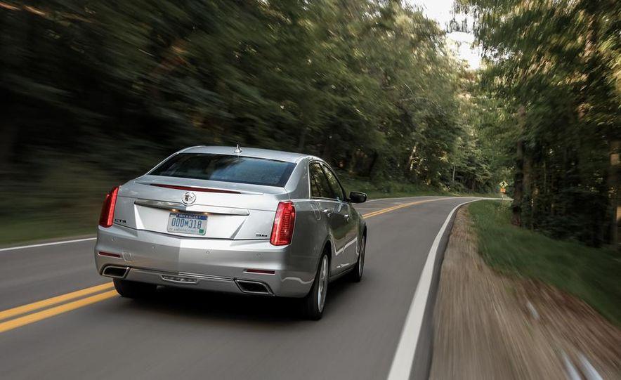 2014 Cadillac CTS 3.6 sedan - Slide 12