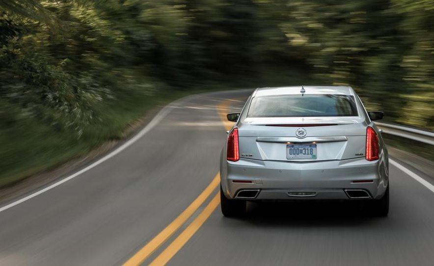 2014 Cadillac CTS 3.6 sedan - Slide 13