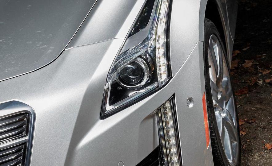 2014 Cadillac CTS 3.6 sedan - Slide 15