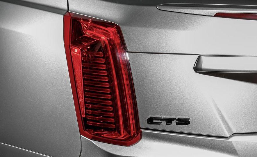 2014 Cadillac CTS 3.6 sedan - Slide 18