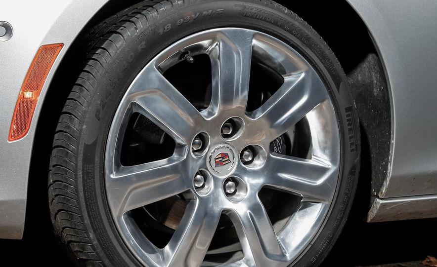 2014 Cadillac CTS 3.6 sedan - Slide 17