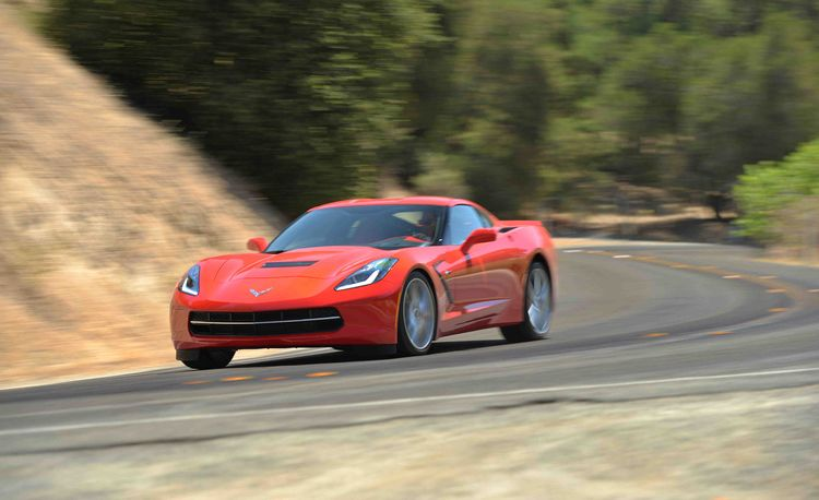 2014 Chevrolet Corvette Stingray Z51