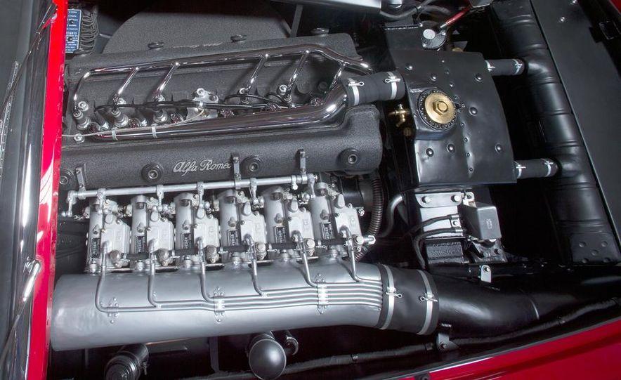 Alfa Romeo 8C 3000 CM Disco Volante Superflow IV Pininfarina Coupé - Slide 17