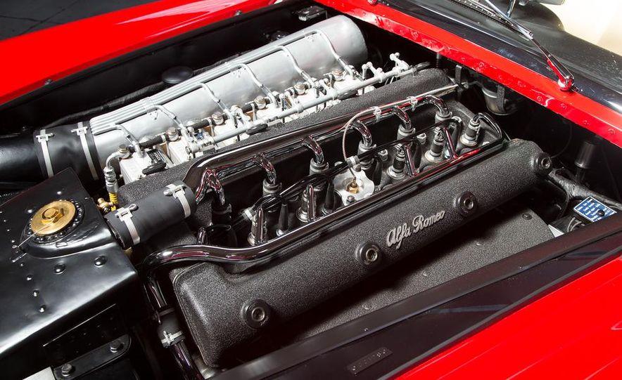 Alfa Romeo 8C 3000 CM Disco Volante Superflow IV Pininfarina Coupé - Slide 18