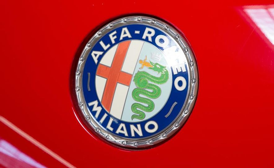 Alfa Romeo 8C 3000 CM Disco Volante Superflow IV Pininfarina Coupé - Slide 13