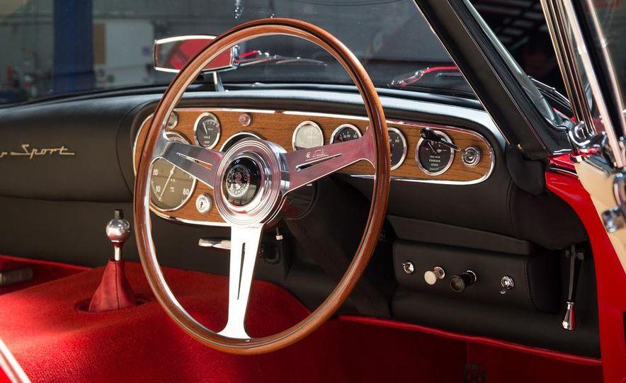 Alfa Romeo 8C 3000 CM Disco Volante Superflow IV Pininfarina Coupé - Slide 14