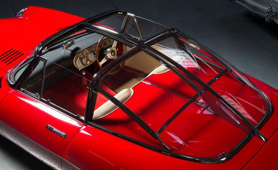 Alfa Romeo 8C 3000 CM Disco Volante Superflow IV Pininfarina Coupé - Slide 10