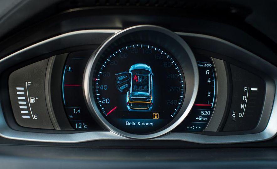 2014 Volvo S60 T6 AWD - Slide 53