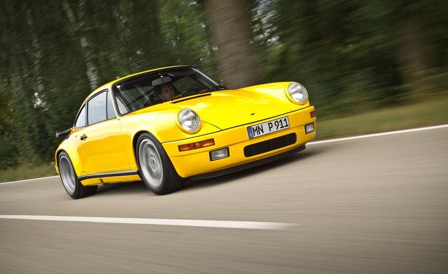 """1987 Ruf CTR """"Yellowbird"""" 911 Turbo - Slide 3"""