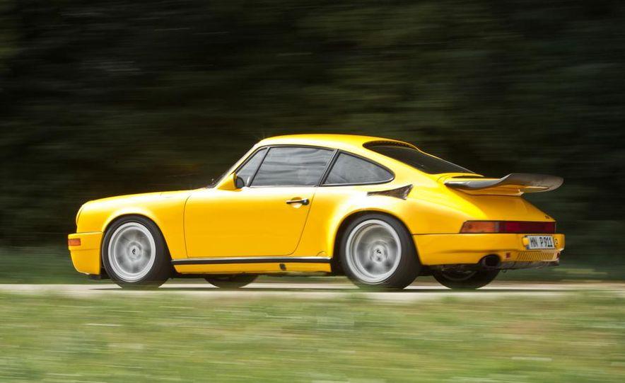 """1987 Ruf CTR """"Yellowbird"""" 911 Turbo - Slide 5"""