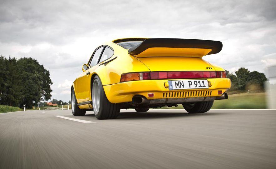 """1987 Ruf CTR """"Yellowbird"""" 911 Turbo - Slide 9"""