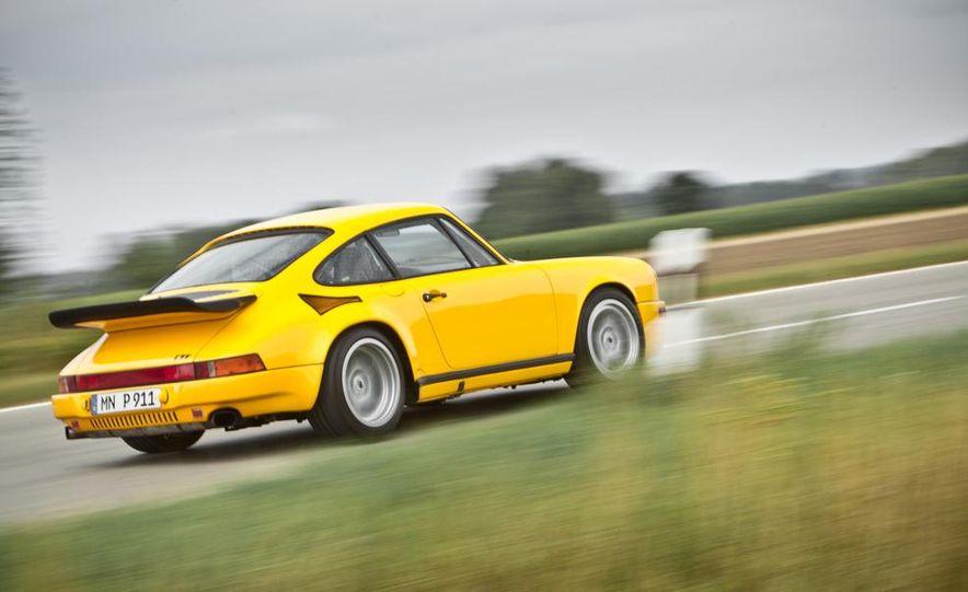 """1987 Ruf CTR """"Yellowbird"""" 911 Turbo - Slide 10"""