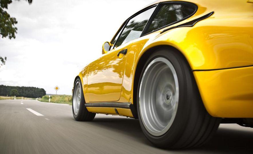 """1987 Ruf CTR """"Yellowbird"""" 911 Turbo - Slide 11"""