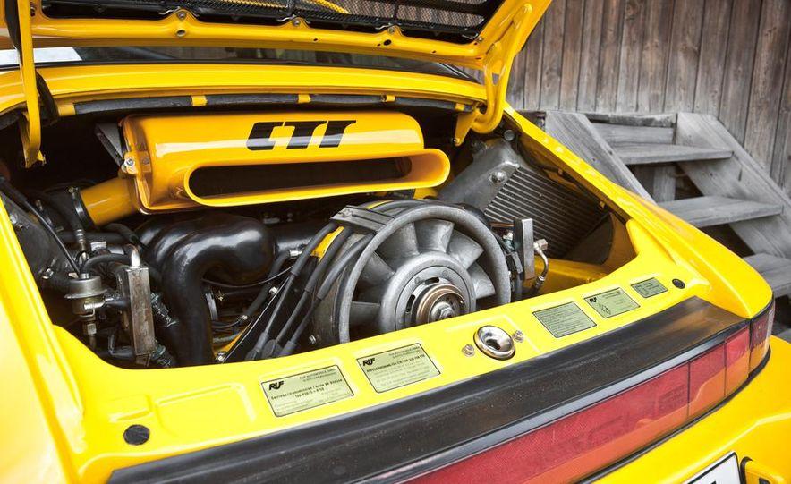 """1987 Ruf CTR """"Yellowbird"""" 911 Turbo - Slide 19"""