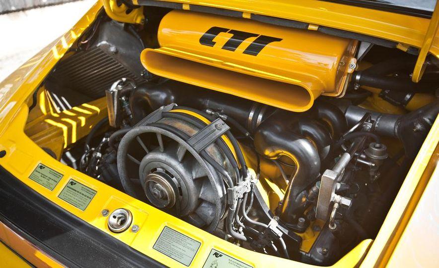 """1987 Ruf CTR """"Yellowbird"""" 911 Turbo - Slide 20"""