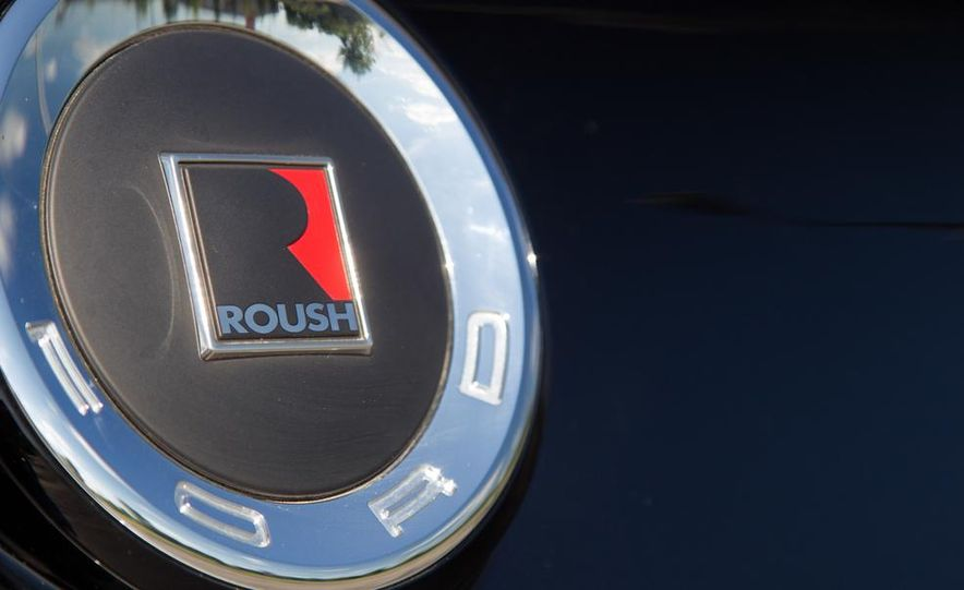 2014 Roush Stage 3 Ford Mustang - Slide 15