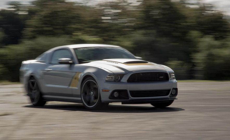 2014 Roush Stage 3 Ford Mustang - Slide 2