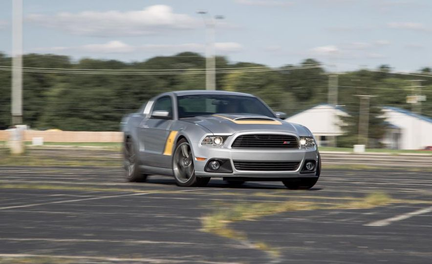 2014 Roush Stage 3 Ford Mustang - Slide 3