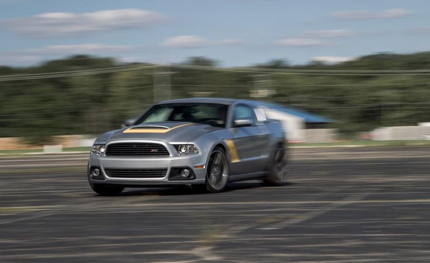 2014 Roush Stage 3 Ford Mustang - Slide 4