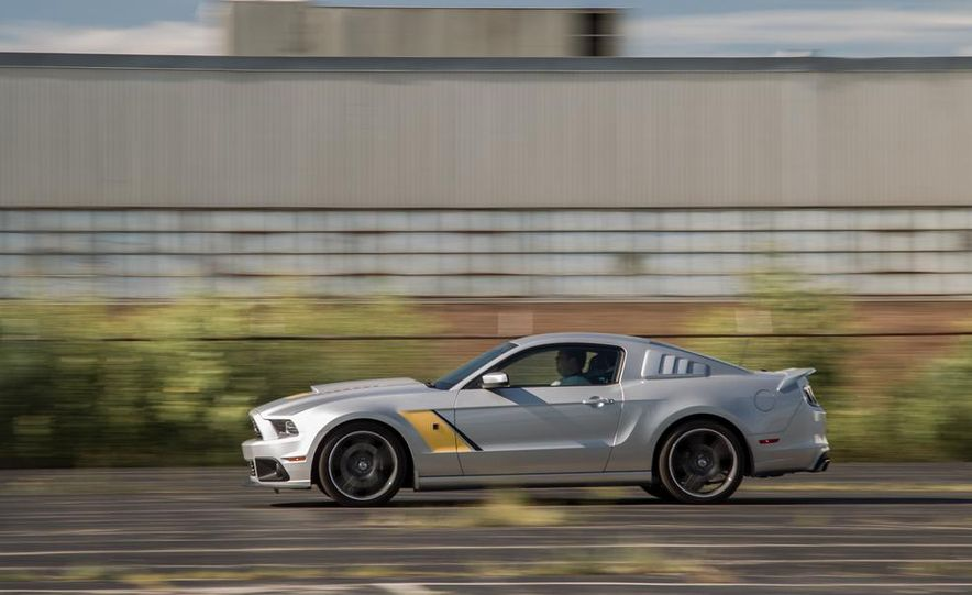 2014 Roush Stage 3 Ford Mustang - Slide 5