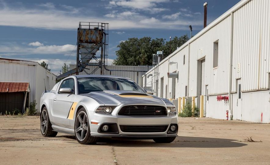 2014 Roush Stage 3 Ford Mustang - Slide 7
