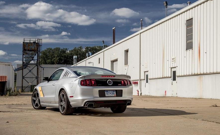 2014 Roush Stage 3 Ford Mustang - Slide 8