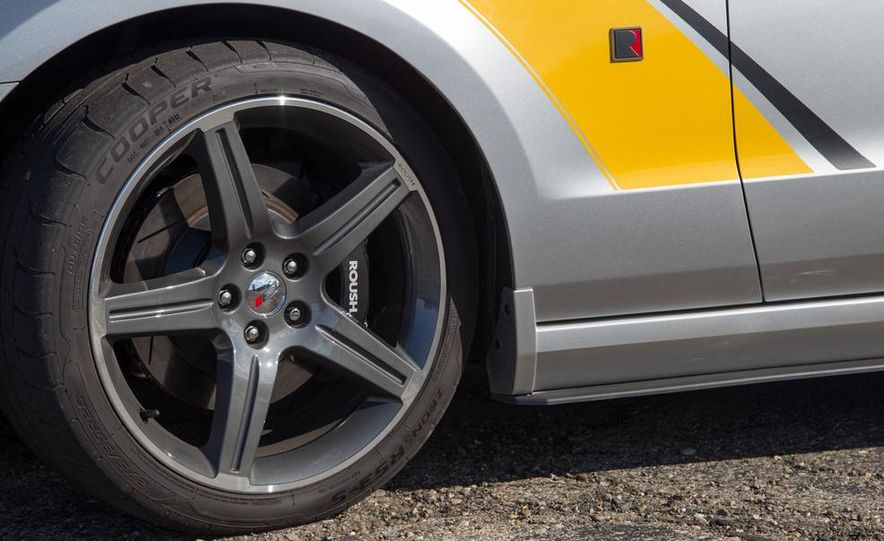 2014 Roush Stage 3 Ford Mustang - Slide 16