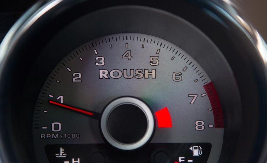 2014 Roush Stage 3 Ford Mustang - Slide 22