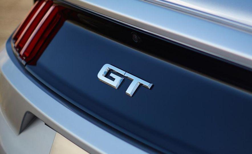 2015 Ford Mustang GT - Slide 99
