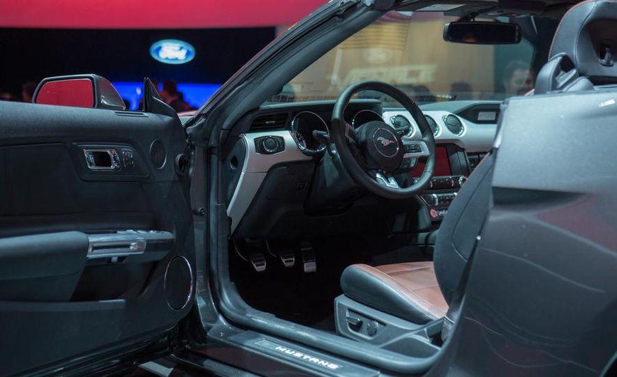 2015 Ford Mustang GT - Slide 54