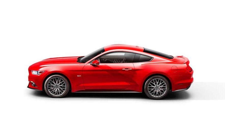 2015 Ford Mustang GT - Slide 85