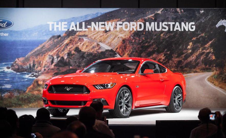 2015 Ford Mustang GT - Slide 33