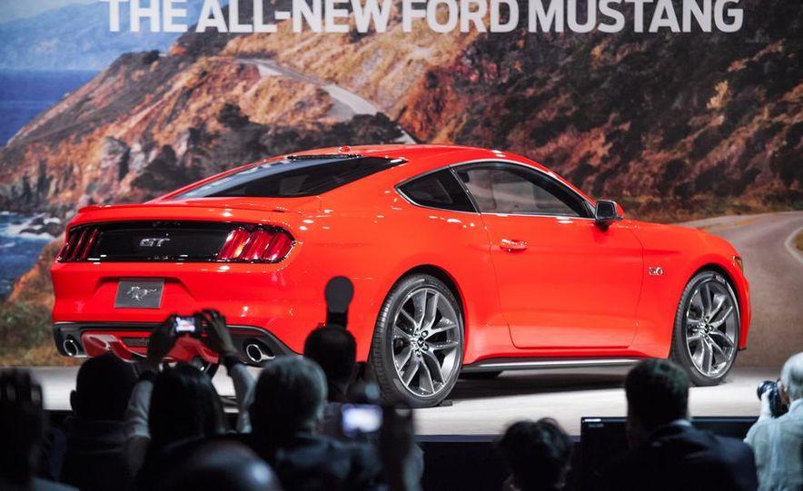 2015 Ford Mustang GT - Slide 39