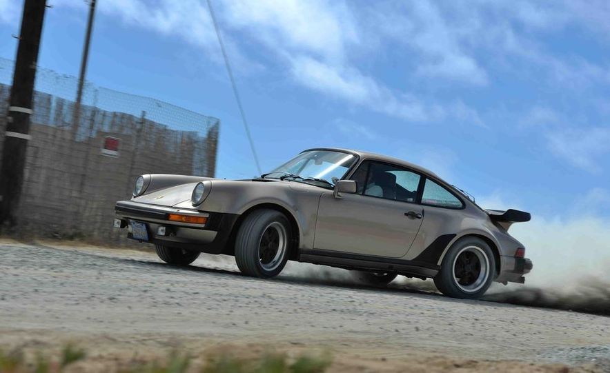 1978 Porsche 930 Turbo - Slide 3
