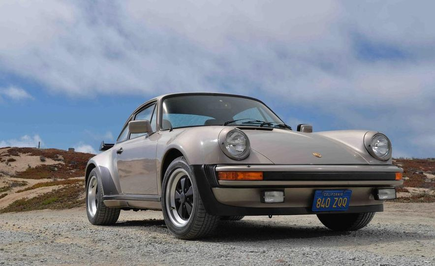 1978 Porsche 930 Turbo - Slide 4