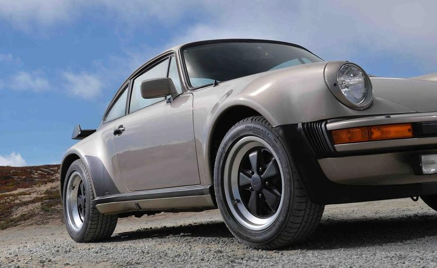 1978 Porsche 930 Turbo - Slide 5