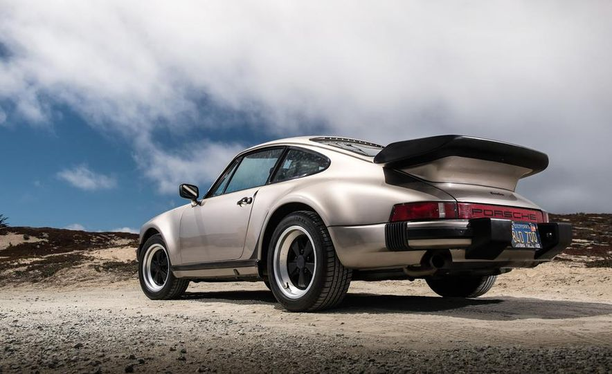 1978 Porsche 930 Turbo - Slide 6