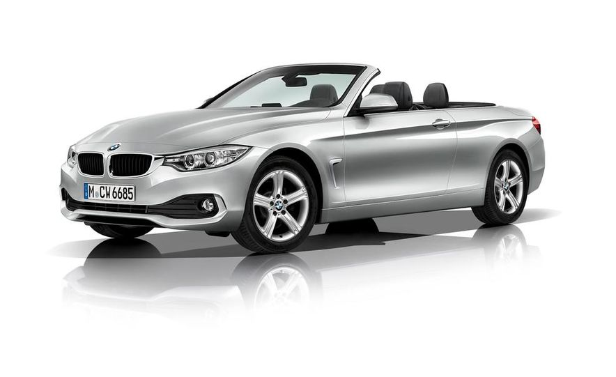 2014 BMW 428i Luxury Line convertible - Slide 90