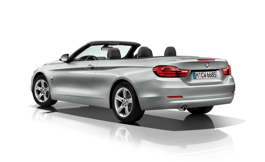 2014 BMW 428i Luxury Line convertible - Slide 92